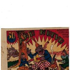 Tebeos: BIBLIOTECA ESPECIAL PARA NIÑOS -AÑO NUEVO- ORIGINAL,1942. . Lote 169832832