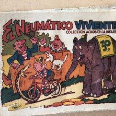 BDs: EL NEUMÁTICO VIVIENTE. Lote 171127669