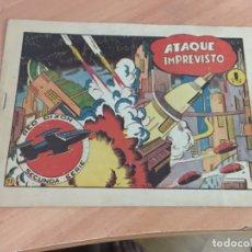 Tebeos: RED DIXON SEGUNDA SERIE Nº 92 (ORIGINAL MARCO) (COIB8). Lote 171772282