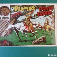 Tebeos: PUMA, EL (1952, MARCO) 41 · 1952 · PUMAS FRENTE A FRENTE. Lote 172663125