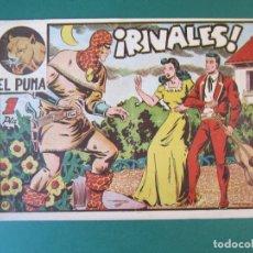 Tebeos: PUMA, EL (1952, MARCO) 47 · 1952 · RIVALES. Lote 172663133