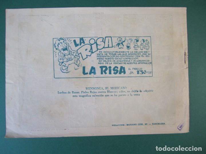 Tebeos: PUMA, EL (1952, MARCO) 47 · 1952 · RIVALES - Foto 2 - 172663133