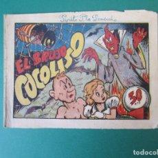 Tebeos: NARIZAN (1942, MARCO) Nº SIN CATALOGAR · 1942 · EL BRUJO COCOLISO. Lote 172734544