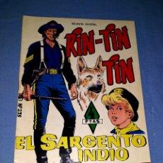 Tebeos: RIN TIN TIN Nº 235 ORIGINAL EDICIONES OLIVE Y HONTORIA MARCO VER FOTO Y DESCRIPCION. Lote 172824983