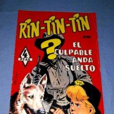 Tebeos: RIN TIN TIN Nº 231 ORIGINAL EDICIONES OLIVE Y HONTORIA MARCO VER FOTO Y DESCRIPCION. Lote 172825104