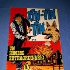 Tebeos: RIN TIN TIN Nº 191 ORIGINAL EDICIONES OLIVE Y HONTORIA MARCO VER FOTO Y DESCRIPCION. Lote 173140240
