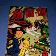 Tebeos: RIN TIN TIN Nº 187 ORIGINAL EDICIONES OLIVE Y HONTORIA MARCO VER FOTO Y DESCRIPCION. Lote 173140519