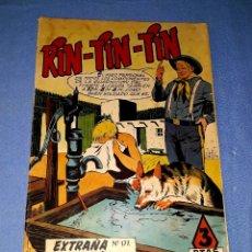 Tebeos: RIN TIN TIN Nº 177 ORIGINAL EDICIONES OLIVE Y HONTORIA MARCO VER FOTO Y DESCRIPCION. Lote 173140867