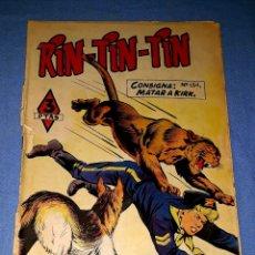 Tebeos: RIN TIN TIN Nº 139 ORIGINAL EDICIONES OLIVE Y HONTORIA MARCO VER FOTO Y DESCRIPCION. Lote 173141144