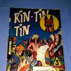 Tebeos: RIN TIN TIN Nº 129 ORIGINAL EDICIONES OLIVE Y HONTORIA MARCO VER FOTO Y DESCRIPCION. Lote 173141499