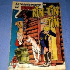 Tebeos: RIN TIN TIN EXTRAORDINARIO DE REYES Nº 128 ORIGINAL EDICIONES OLIVE Y HONTORIA MARCO VER DESCRIPCION. Lote 173141792