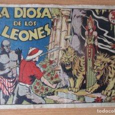 Tebeos: COLECCION GRAFICA DE BIBLIOTECA LA RISA: LA REINA DE LOS LEONES. ORIGINAL. EDITORIAL MARCO.. Lote 173232358