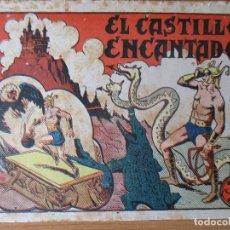 Tebeos: COLECCION GRAFICA DE BIBLIOTECA LA RISA: Nº 11: EL CASTILLO ENCANTADO. ORIGINAL. EDITORIAL MARCO.. Lote 35775832