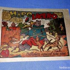 BDs: HIPO LANCERO BIBLIOTECA ESPECIAL PARA NIÑOS EDIT. MARCO AÑOS 40 ORIGINAL VER FOTO Y DESCRIPCION. Lote 173255927