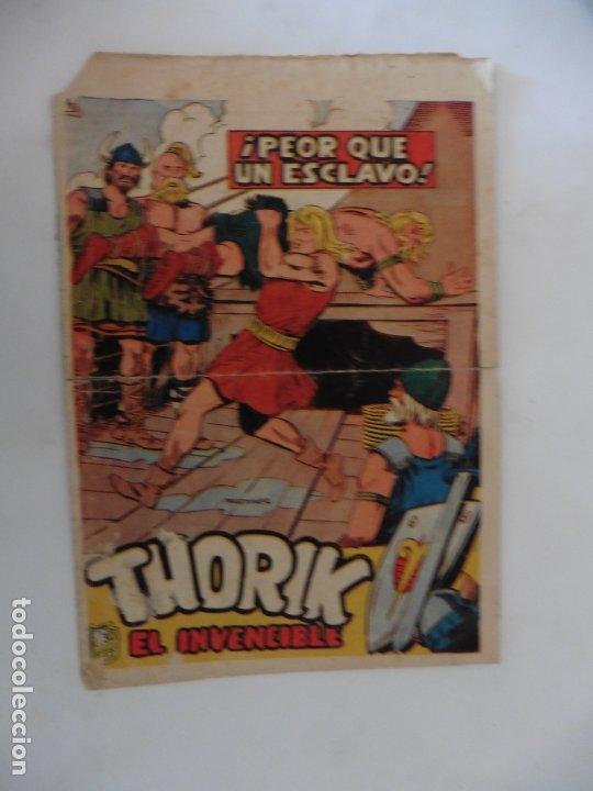 THORIK Nº 4 ORIGINAL (Tebeos y Comics - Marco - Otros)