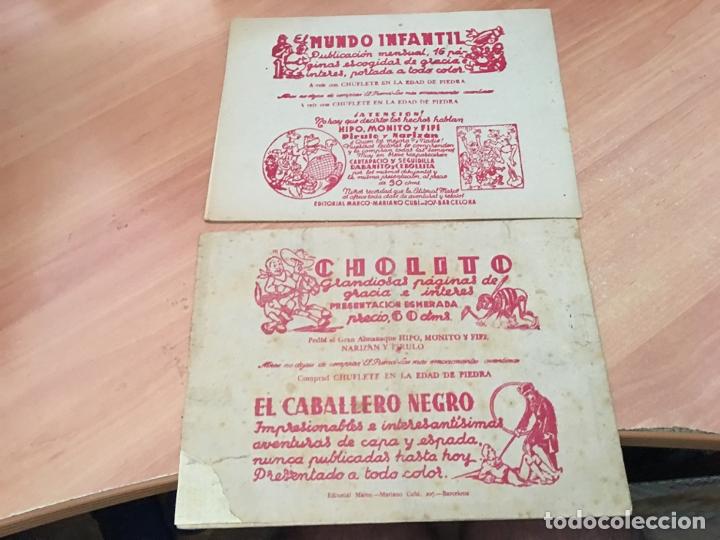 Tebeos: ORLAN LUCHADOR INVENCIBLE COLECCION COMPLETA 1 AL 14 + REGALO 15 Y 16 (ORIGINAL MARCO) (COIB23) - Foto 11 - 173659122