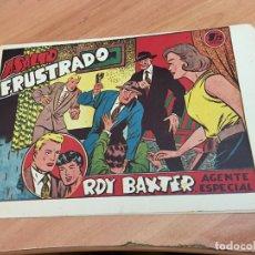 Tebeos: ROY BAXTER Nº 15 ASALTO FRUSTADO (ORIGINAL MARCO) (COIB25). Lote 173818322
