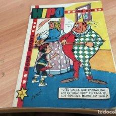 Tebeos: HIPO Nº 24 CO F. IBAÑEZ, AYNÉ, CUBERO, JULIO VIVAS, RIPOLL, BOIX TORA (ORIGINAL MARCO) (COIB25). Lote 173835507