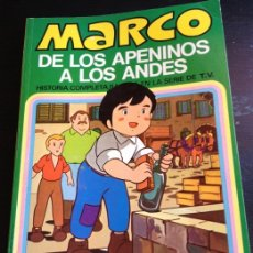 Tebeos: MARCO DE LOS APENINOS A LOS ANDES. MI AMIGO EMILIO.. Lote 173766590
