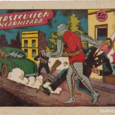 Tebeos: ROCK ROBOT Nº 15 PERSECUCION ENCARNIZADA EL DE LA FOTO VER FOTO ADICIONAL CONTRAPORTADA. Lote 174056185