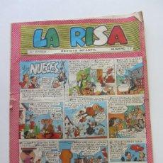 Tebeos: LA RISA 3ª ÉPOCA, Nº 17 EDITORIAL MARCO CS188. Lote 174464937