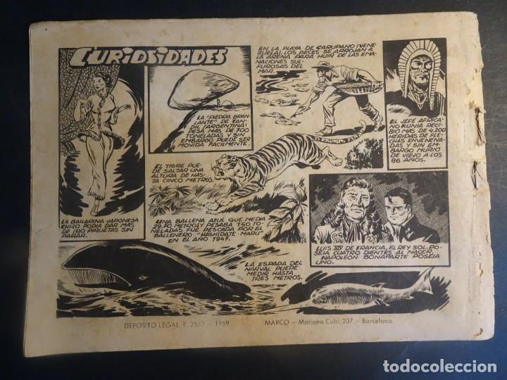 Tebeos: ANTIGUO COMIC SIMBA-KAN REY DE LOS LEONES Nº 3 COLECCION CHEYENE MARCO 1959, VER FOTOS - Foto 3 - 175621700