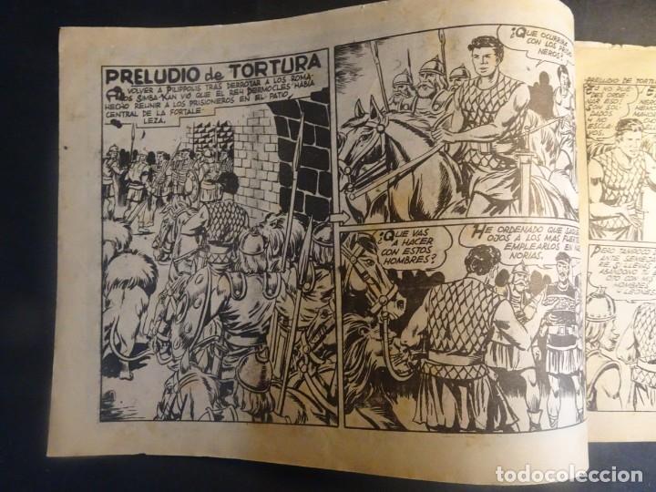 Tebeos: ANTIGUO COMIC SIMBA-KAN REY DE LOS LEONES Nº 39 COLECCION CHEYENE MARCO 1959, VER FOTOS - Foto 2 - 175625497