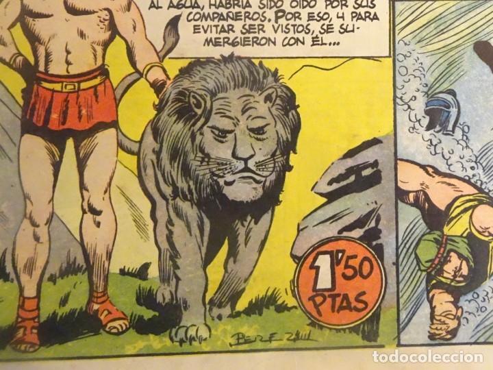 Tebeos: ANTIGUO COMIC SIMBA-KAN REY DE LOS LEONES Nº 58 COLECCION CHEYENE MARCO 1959, VER FOTOS - Foto 2 - 175626274