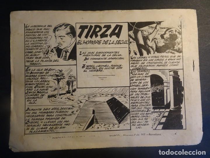 Tebeos: ANTIGUO COMIC SIMBA-KAN REY DE LOS LEONES Nº 58 COLECCION CHEYENE MARCO 1959, VER FOTOS - Foto 4 - 175626274