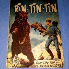 Tebeos: RIN TIN TIN Nº 97 ORIGINAL EDICIONES OLIVE Y HONTORIA MARCO VER DESCRIPCION. Lote 177561977