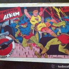 Tebeos: RED DIXON -LA DERROTA DE ALKAM. Lote 177720925