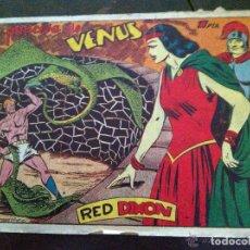 Tebeos: RED DIXON -LA PRINCESA DE VENUS. Lote 177721042