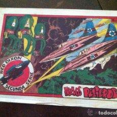Tebeos: RED DIXON -NUEVOS PELIGROS. Lote 177721078
