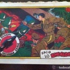 Tebeos: RED DIXON -HACIA LO IGNORADO. Lote 177721184