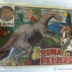Tebeos: EL PUMA -Nº. 4. Lote 177721347