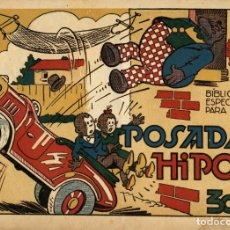 Tebeos: HIPO, MONITO Y FIFÍ: POSADA HIPO (MARCO, 1943) DE E. BOIX. Lote 177989223