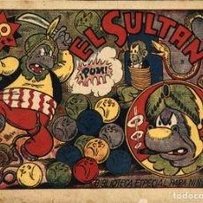 Tebeos: HIPO, MONITO Y FIFÍ: EL SULTAN (MARCO, 1943) DE E. BOIX. Lote 177994114