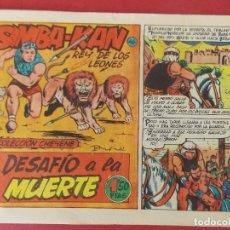 Tebeos: SIMBA-KAN Nº 46 - AÑO 1961 - COLECCION CHEYENE - ED. MARCO - BARCELONA - ORIGINAL ...L381. Lote 191138806