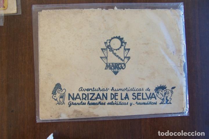 Tebeos: marco, biblioteca infantil nº el boniato grillado y fuera penas con raba-nito y cebollita - Foto 2 - 178269433