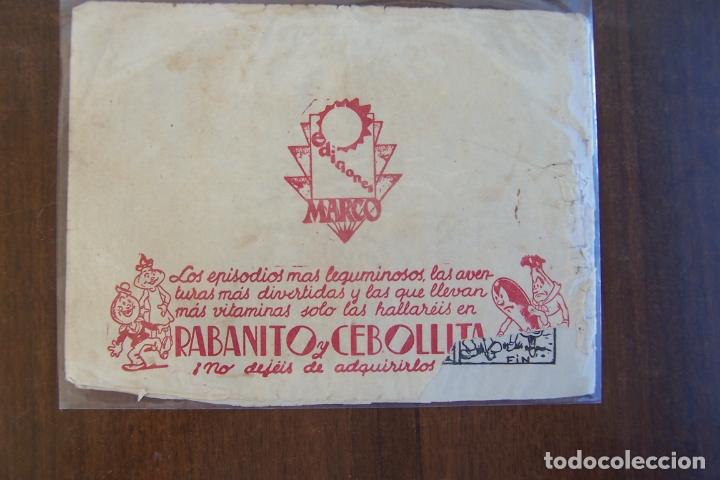 Tebeos: marco, biblioteca infantil nº el boniato grillado y fuera penas con raba-nito y cebollita - Foto 4 - 178269433