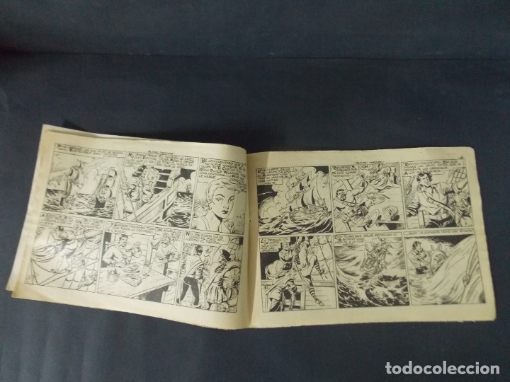 Tebeos: COMIC - EL CHACAL , COLECCION CHEYENE - Nº 12 , RUMBO PERDIDO - MARCO , AÑO 1959 - ORIGINAL .. L403 - Foto 3 - 178354508
