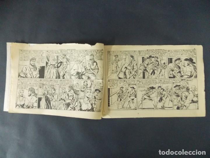 Tebeos: COMIC - EL CHACAL , COLECCION CHEYENE - Nº 11, SITUACION DESESPERADA - MARCO, 1959 - ORIGINAL . L404 - Foto 3 - 178354840