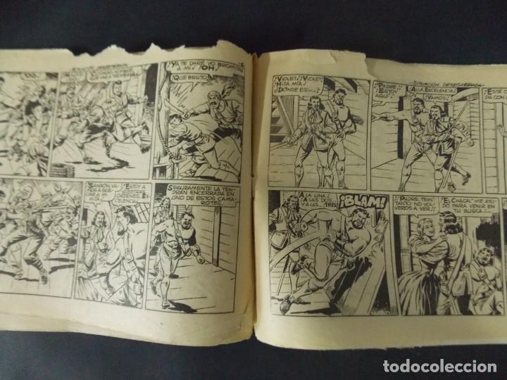 Tebeos: COMIC - EL CHACAL , COLECCION CHEYENE - Nº 11, SITUACION DESESPERADA - MARCO, 1959 - ORIGINAL . L404 - Foto 4 - 178354840