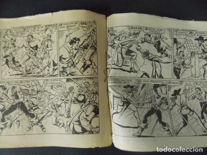 Tebeos: COMIC - EL CHACAL , COLECCION CHEYENE - Nº 11, SITUACION DESESPERADA - MARCO, 1959 - ORIGINAL . L404 - Foto 5 - 178354840