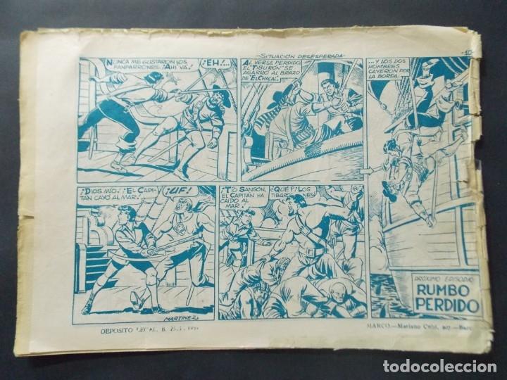 Tebeos: COMIC - EL CHACAL , COLECCION CHEYENE - Nº 11, SITUACION DESESPERADA - MARCO, 1959 - ORIGINAL . L404 - Foto 6 - 178354840