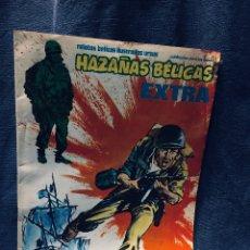 Tebeos: TEBEO HAZAÑAS BELICAS. Nº 9. PUBLICACION PARA LOS JOVENES. Lote 178847402