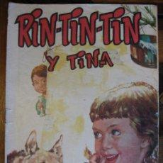 Tebeos: RIN-TIN-TIN Y TINA - MARCO Nº4. Lote 180397492