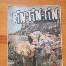 Tebeos: RIN-TIN-TIN Nº 103 - EDITORIAL MARCO - AÑO 1958 (GC). Lote 180440203