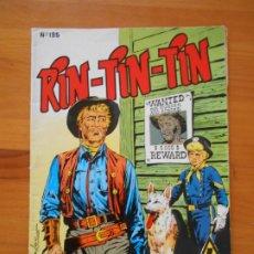 Tebeos: RIN-TIN-TIN Nº 195 - EDITORIAL MARCO (GC). Lote 180442310