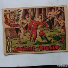 Tebeos: LUCHA DE RAZAS Nº 20 MARCO ORIGINAL. Lote 180623267
